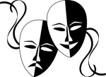 wasat_theatre_masks_clip_art