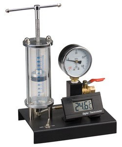 Gas Law Apparatus