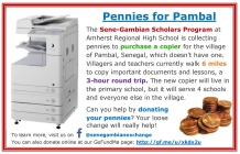 Pennies for Pambal Image